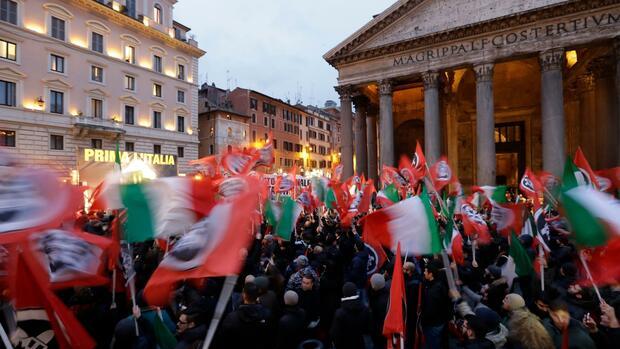 Sterne und Lega kurz vor Regierungsbildung in Italien