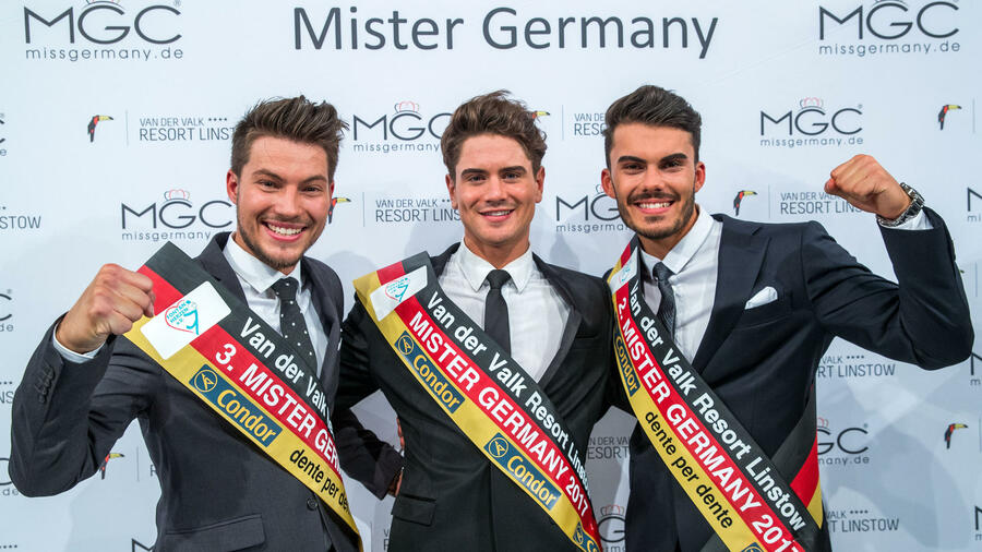 Mr Germany 2020