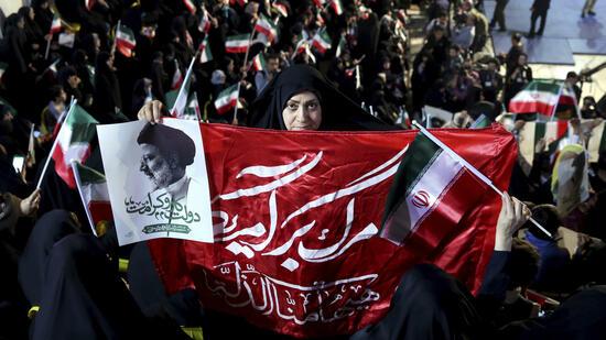 Wahlen | Ruhani gewinnt Präsidentenwahl im Iran