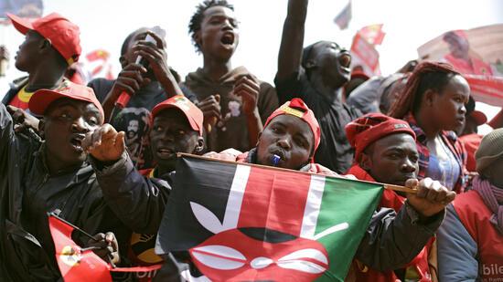 Beobachter befürchten Gewalt bei Wahl in Kenia