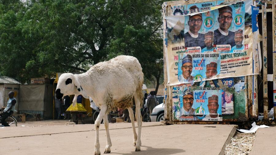 Präsidentenwahl in Nigeria verschoben