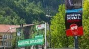 "Gerichtsentscheid: ""Multikulti tötet"" – Stadt Chemnitz darf NPD-Plakate abhängen"