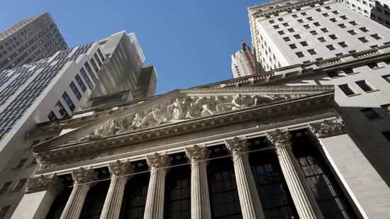 Börse New York: US-Anleger setzen auf Rohstoffe