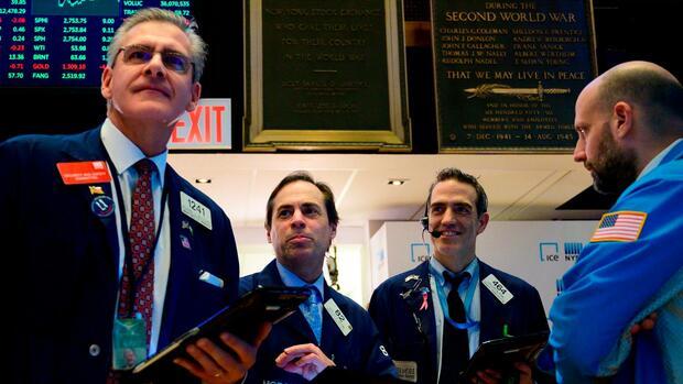 Wall Street: US-Börsen steigen dank milderer Töne im Zollstreit