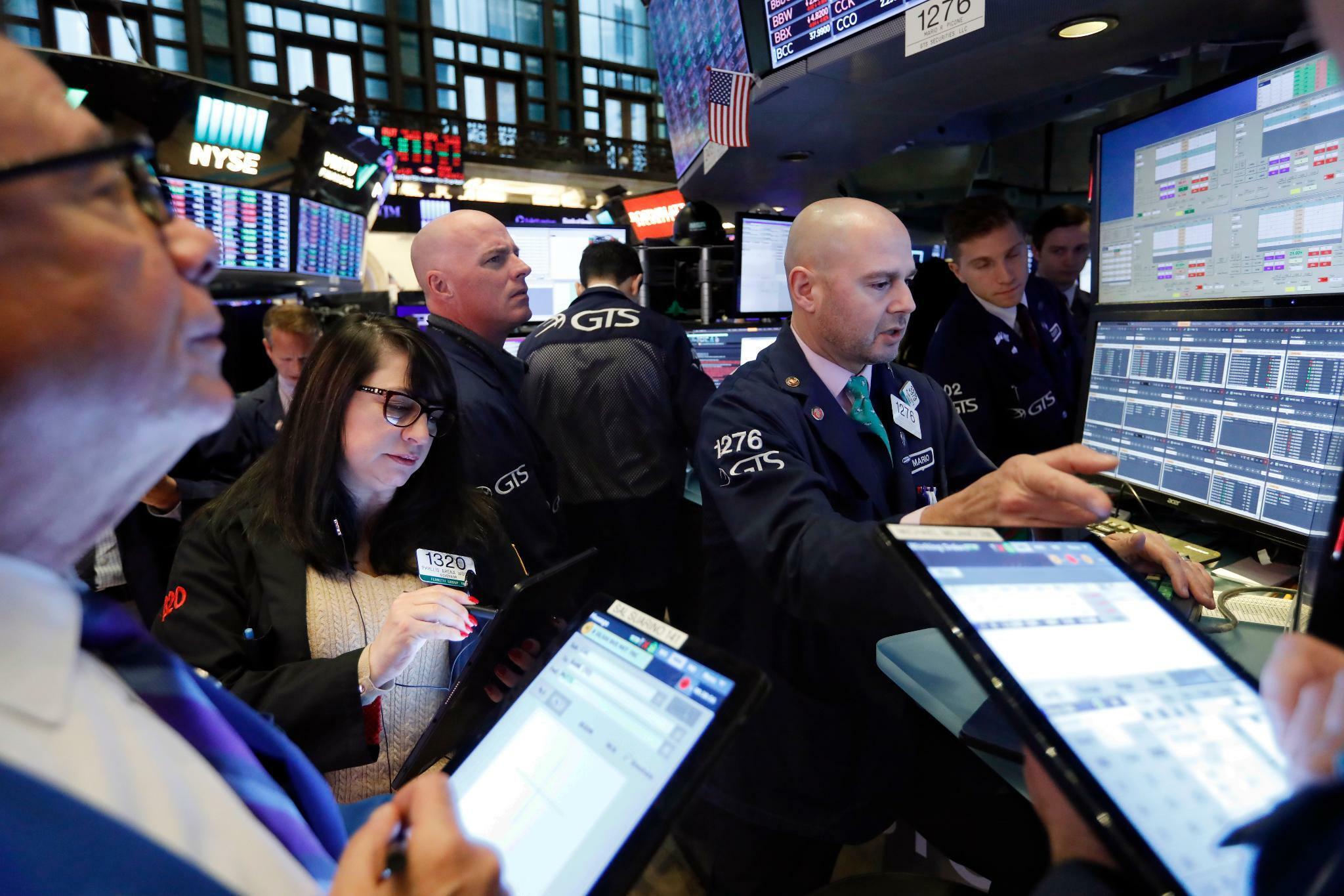 Starke US-Jobdaten schieben US-Börsen an