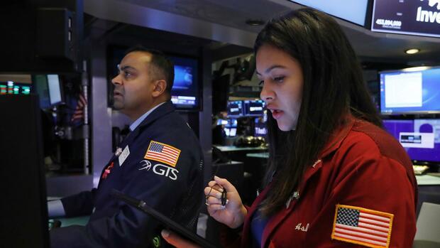 Dow Jones, Nasdaq, S&P 500: Corona-Krise hält Wall Street weiter in Atem