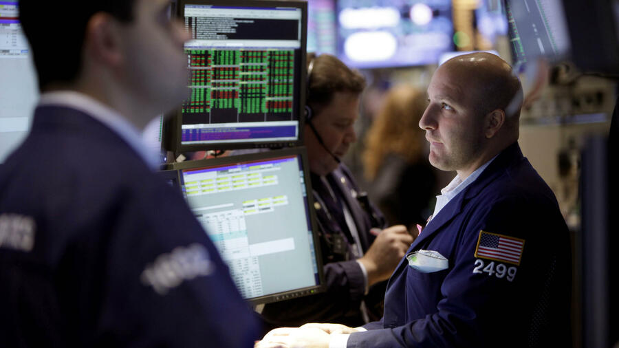 Broker an der Wall Street. Quelle: dapd