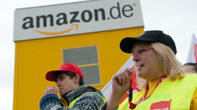 Urabstimmung: Streik in Amazon-Zentrallager beschlossen