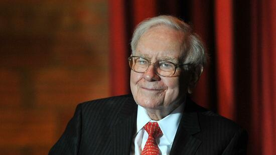 Warren Buffett spendet mehr als 3 Milliarden Dollar