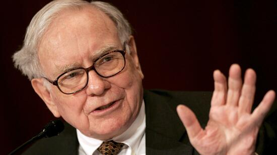 US-Investor Warren Buffett. Quelle: dpa