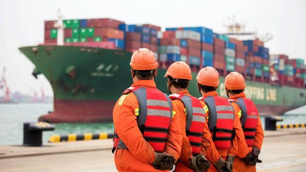 Konjunktur: China ächzt unter dem Handelskrieg – und wird für die Weltwirtschaft zum Risiko