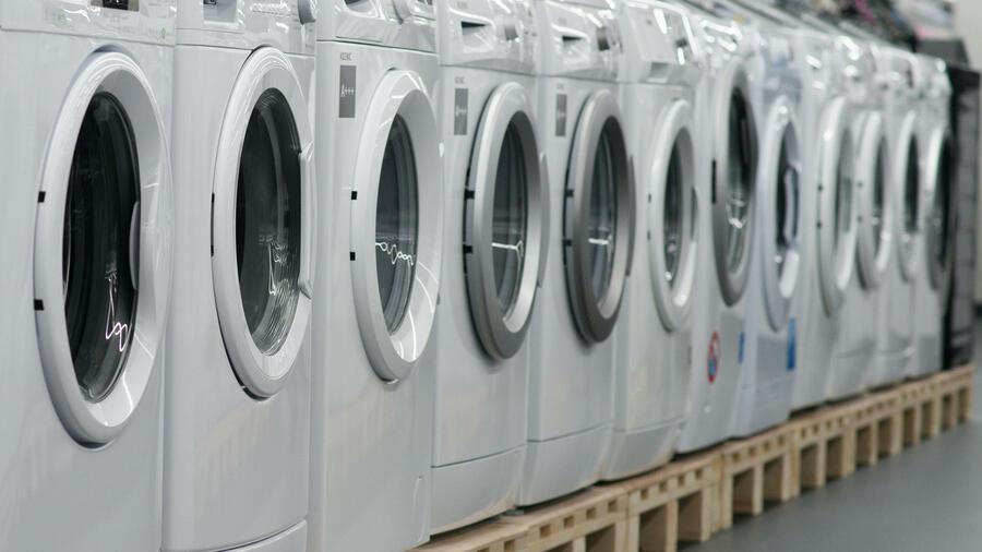 syntrox germany a 7 kg waschmaschine mit schleuder wei blau campingwaschmaschine mini. Black Bedroom Furniture Sets. Home Design Ideas