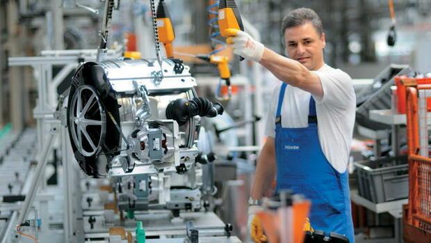 Haushaltsgerätehersteller: Miele steigert Umsatz in der Coronakrise um 6,5 Prozent – Mitarbeiterzahl auf Rekordhoch - Handelsblatt