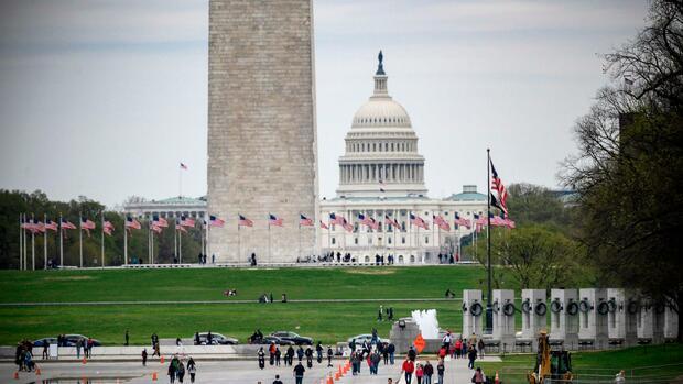 Coronakrise: US-Parteien stehen offenbar vor einer Einigung auf ein Billionen-Hilfspaket