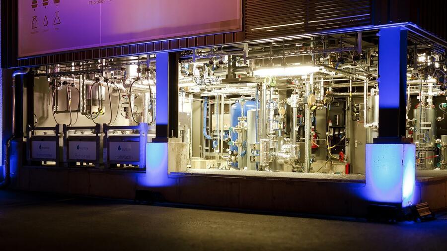 Dresden: Wasserstoff-Start-up Sunfire startet Produktion von E-Fuels im industriellen Maßstab