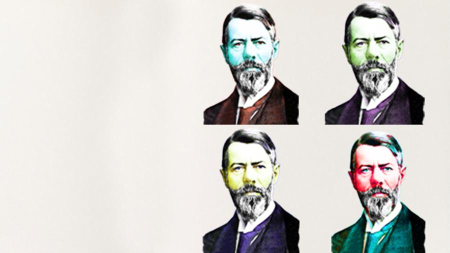 ökonom Max Weber Der Wert Als Wettbewerbsvorteil