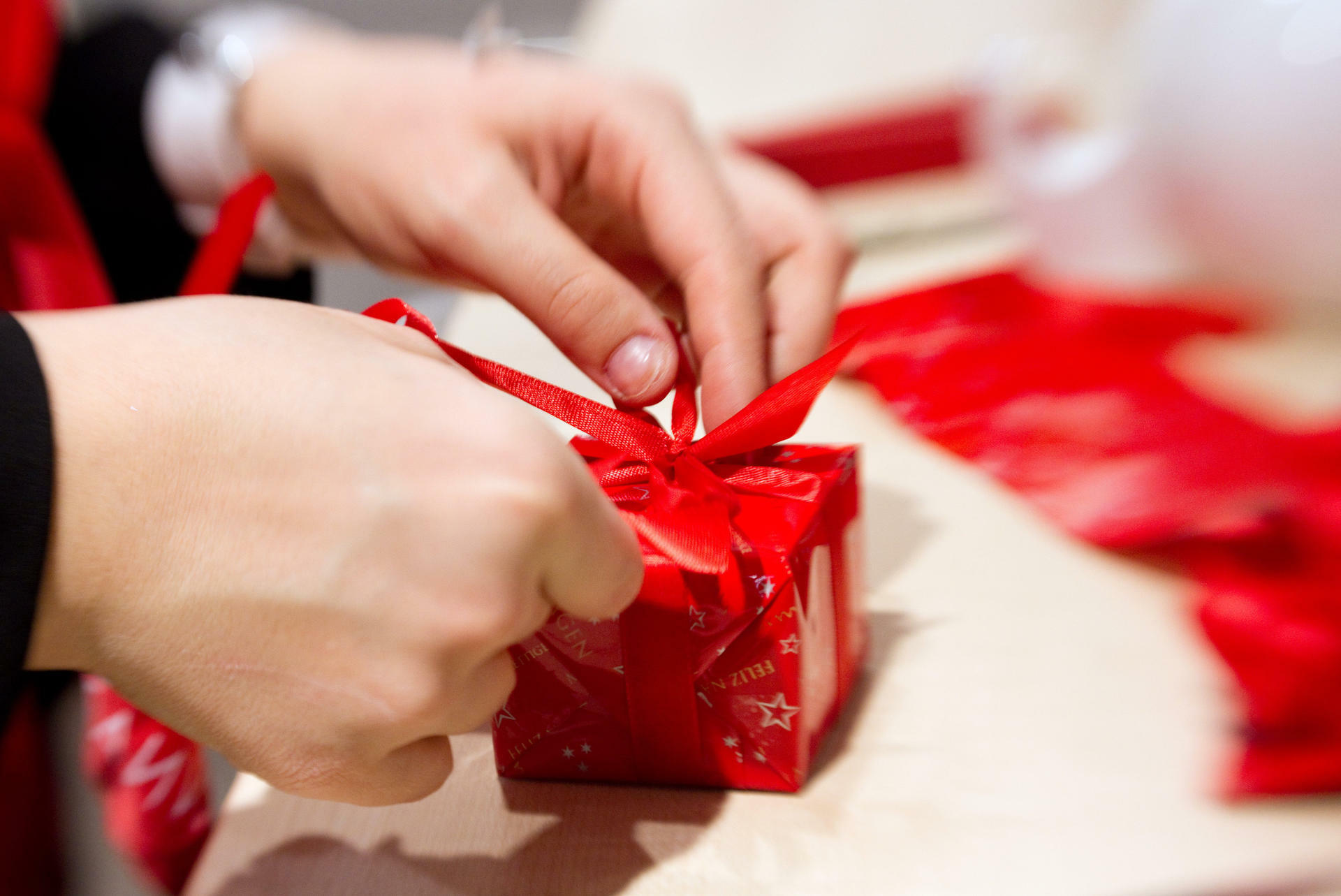 Korruptionsgefahr: Vorsicht, Weihnachtsgeschenk!