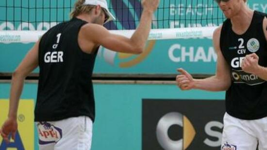 Beachvolleyball World Tour: