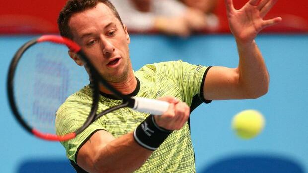 Tennis: Aus für Struff im Viertelfinale – Kohlschreiber weiter