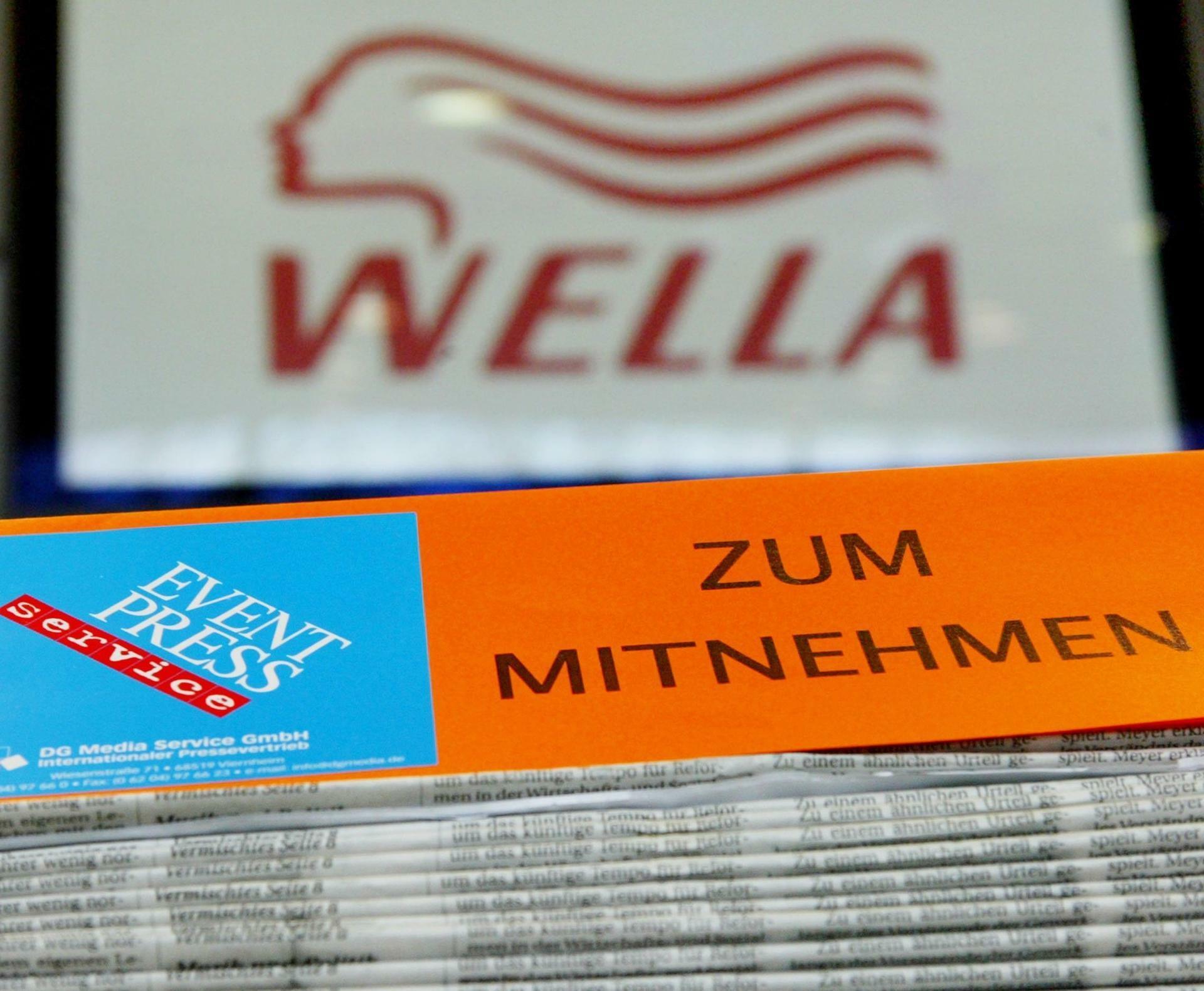 Haarpflege Sparte Procter Gamble Erwägt Wella Verkauf