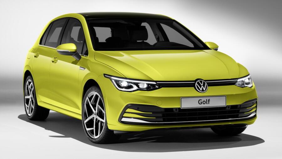 golf 8 bestellstart