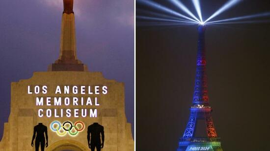 IOC-Kommission lobt Los Angeles: