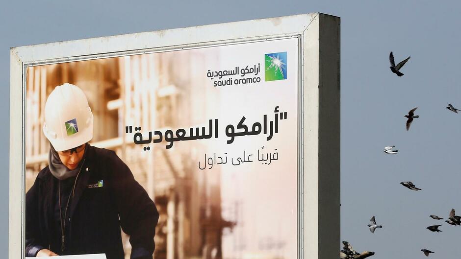 Saudi Aramco startet größten Börsengang der Welt