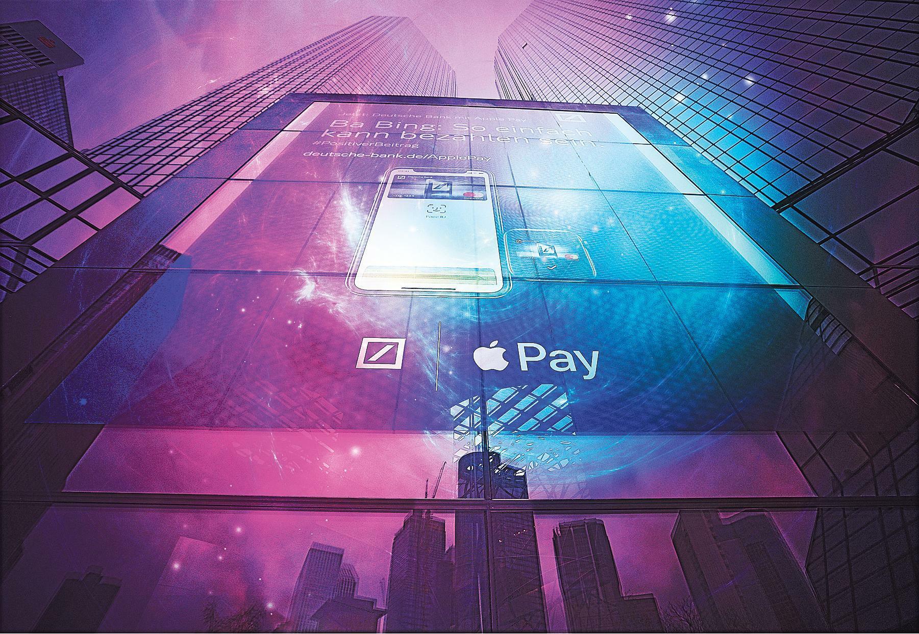 Wie die Techgiganten im Revier der Banken wildern