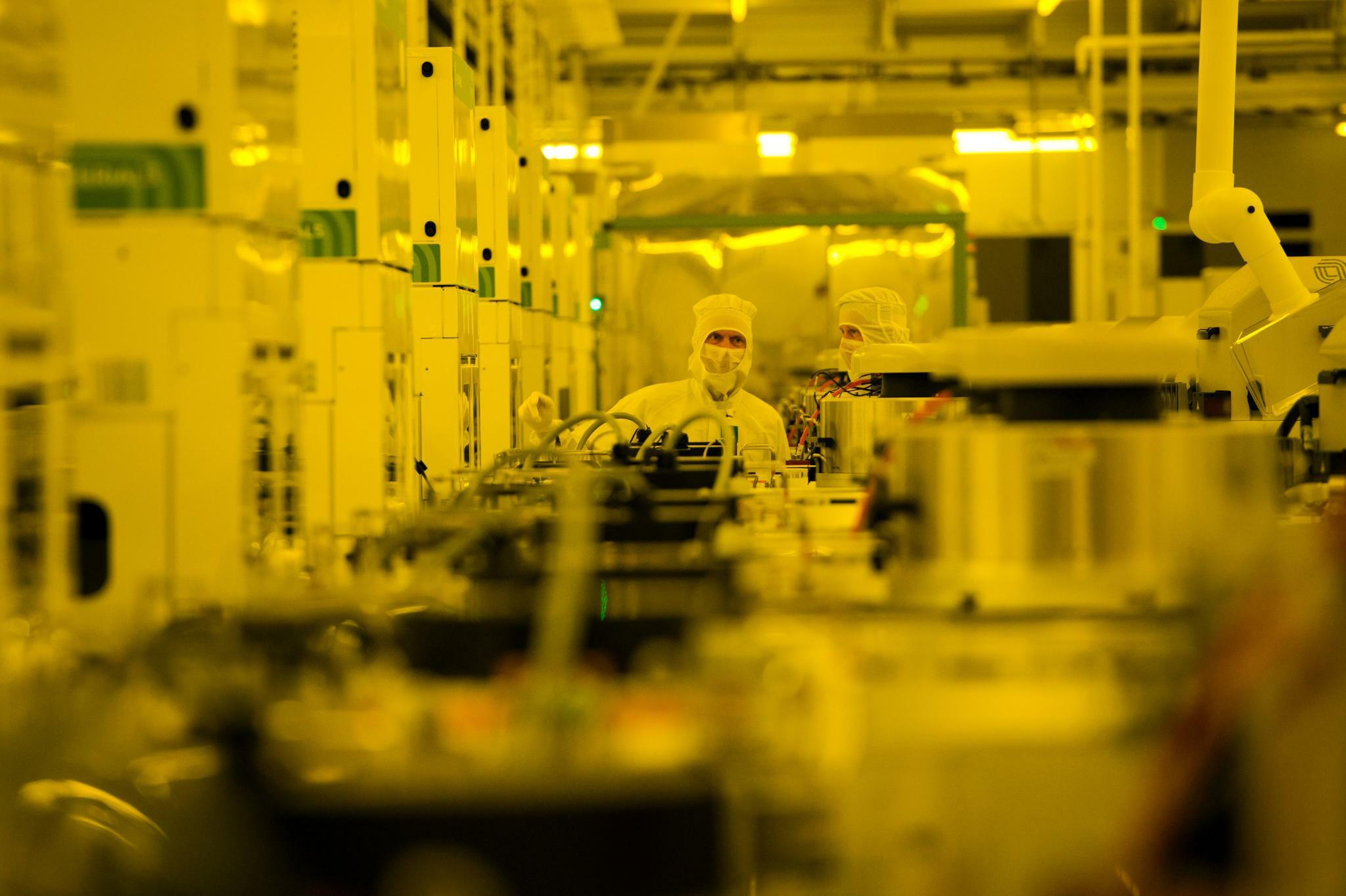 Chiphersteller Globalfoundries will in Dresden kräftig investieren