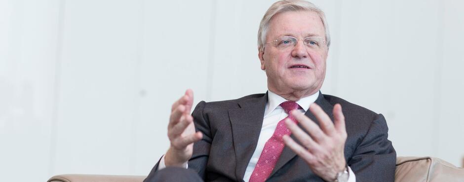 """Bayer-Aufsichtsratschef Werner Wenning: """"Wir tun das Richtige"""""""