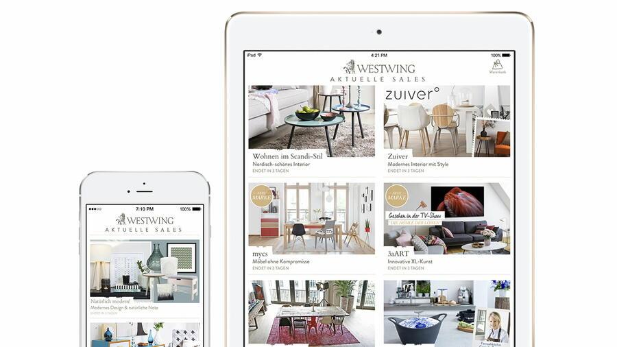 Start-up Westwing: Der Weg des Möbel-Onlineshops