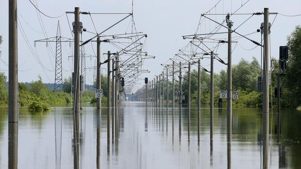 Klima-Risiko-Index : Deutschland stark vom Klimawandel betroffen