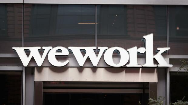 Büroraum-Anbieter: WeWorks Milliarden-Börsengang verschiebt sich offenbar