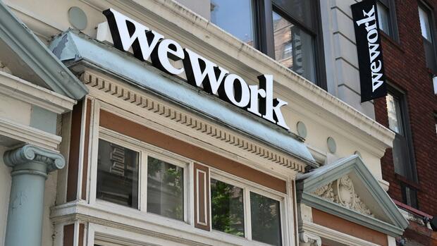 US-Start-up: Wie es bei Wework weiter geht