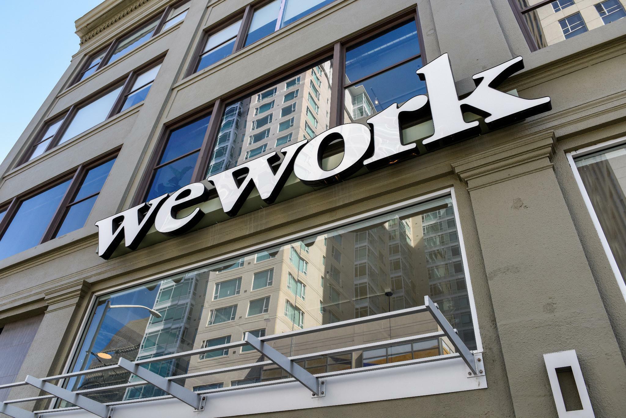 Softbank plant neue Finanzspritze für WeWork