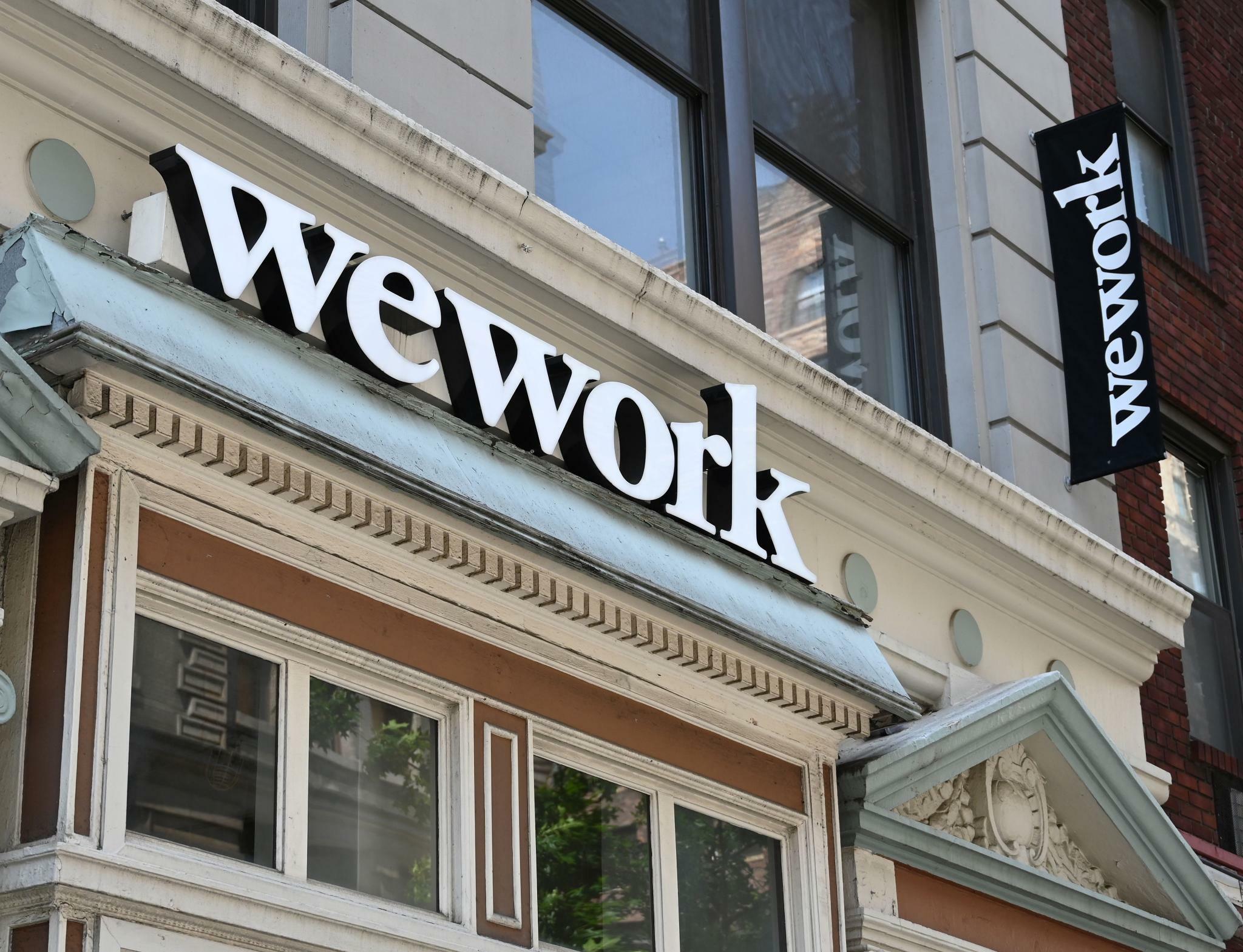 WeWork will Kosten drücken – und streicht 2400 Arbeitsplätze