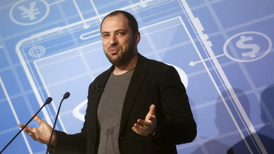 WhatsApp-Gründer Jan Koum auf dem Mobile World Congress 2014 in Barcelona. Quelle: Reuters