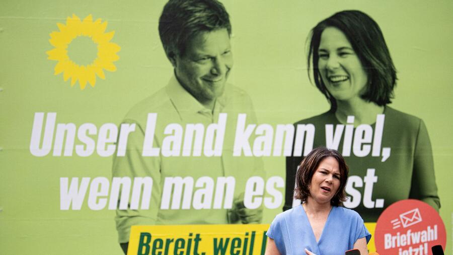 Bundestagswahl: Union fällt in Umfragen auf 26 Prozent, Grüne legen wieder zu