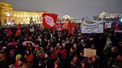 Österreich: Tausende demonstrieren in Wien gegen rechtskonservative Regierung
