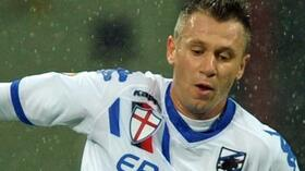 Will eine hohe Entschädigung: Antonio Cassano. Foto: SID Images/AFP/Guiseppe Cacace Quelle: SID