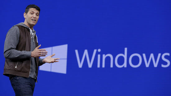 Windows-Chef Terry Myerson