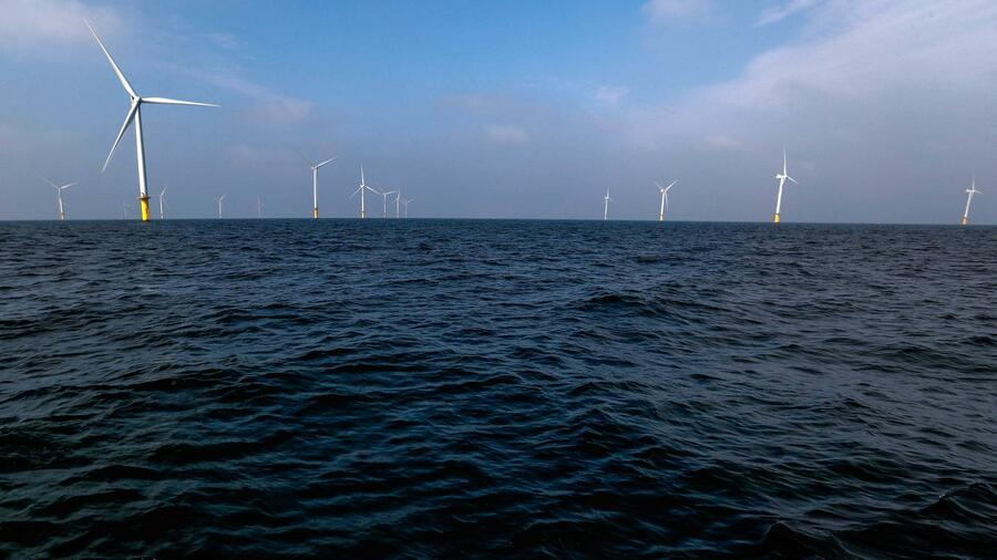 In Europa hängen bereits 87 Offshore-Windparks am Stromnetz. Quelle: Reuters