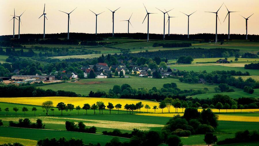 prozent erneuerbare energien