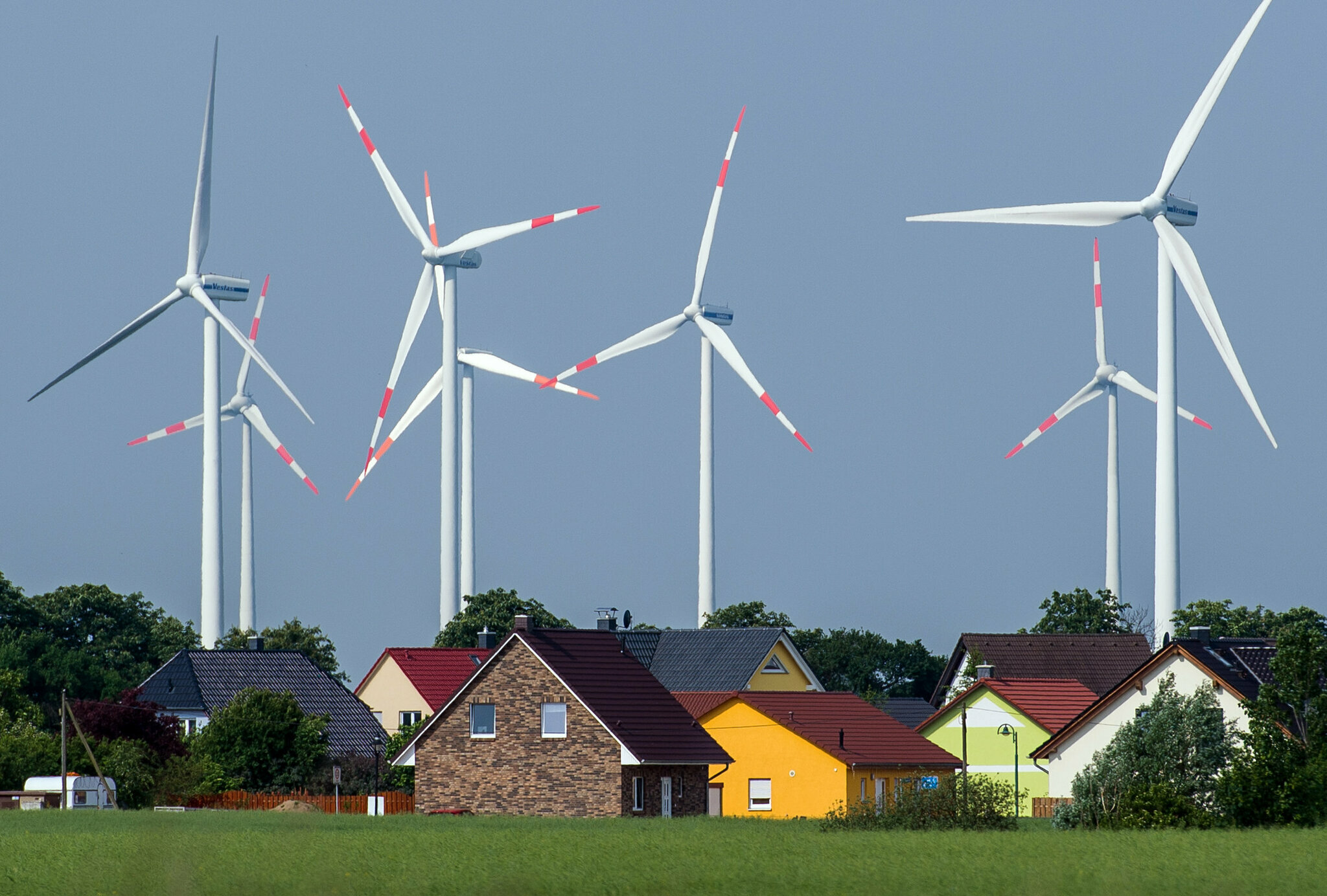 """Entwurf zum Kohleausstiegsgesetz: """"Todesstoß für die Windenergie"""""""