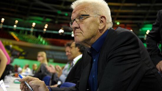 Kretschmann lästert über Grüne - Ärger über heimlichen Mitschnitt