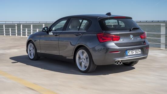 Überarbeiteter BMW 1er  Unterwegs mit der Last Edition