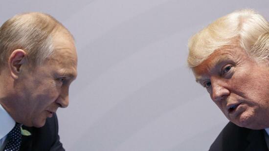 Putin und Trump trafen sich heimlich nochmals