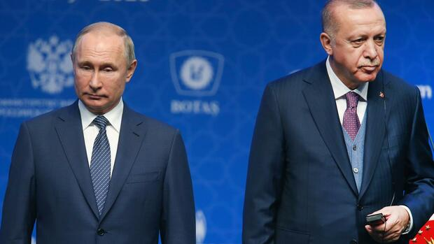 Kommentar: Das riskante Kräftemessen zwischen Putin und Erdogan