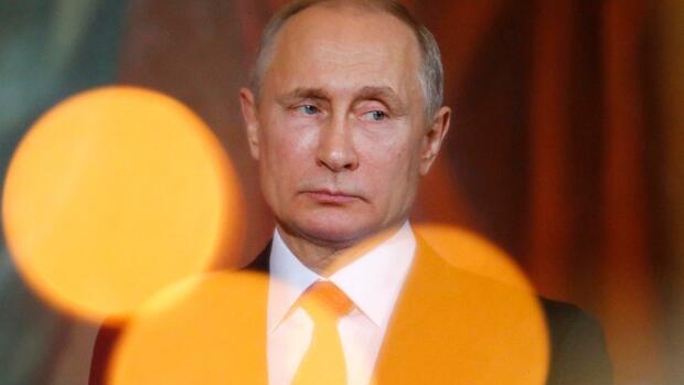 Putin will Vergeltung für US-Sanktionen
