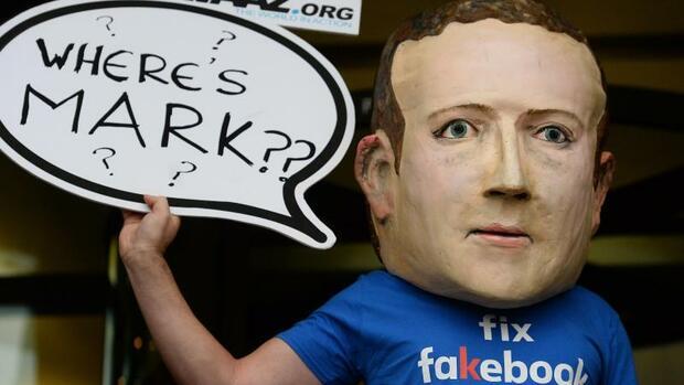 Handelsblatt: London: Politiker veröffentlichen interne Facebook-Dokumente